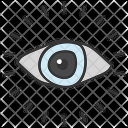 Cybereye Icon