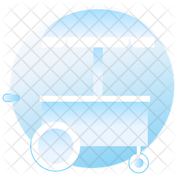 Cycle Cart Icon