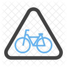 Cycle stand Icon