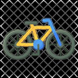 Cycling Icon
