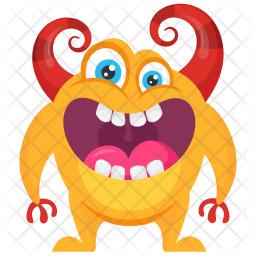 Cyclop Monster Icon