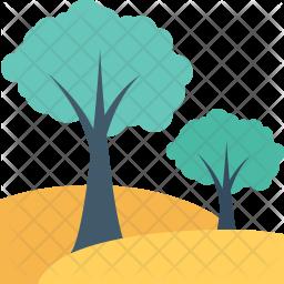 Cypress Tree Icon