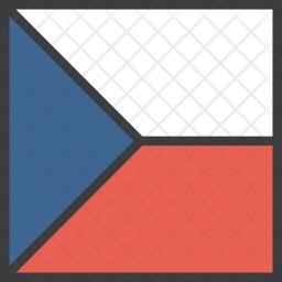 Czech Flag Icon