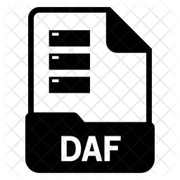 Daf file Icon
