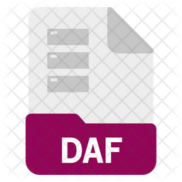 Daf file Icon