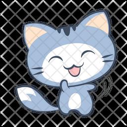 Dance Emoji Icon