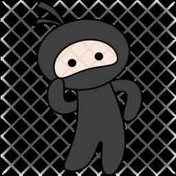 Dancing Sticker Icon
