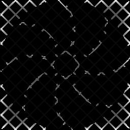 Danger Glyph Icon