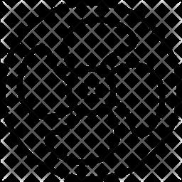 Danger Line Icon