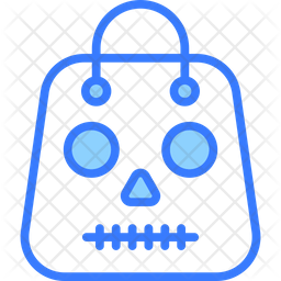 Danger Bag Dualtone Icon