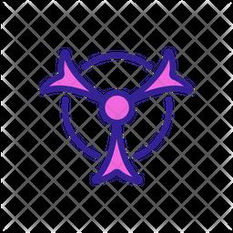 Danger Organism Icon