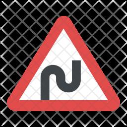 Dangerous Curves Icon