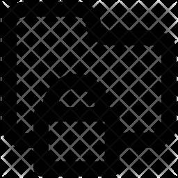 Data Line Icon