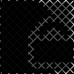 Data Glyph Icon