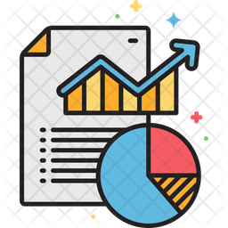 Data Analysis Icon Of Colored Outline Style Available In Svg Png Eps Ai Icon Fonts