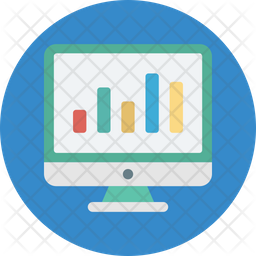 Data Analysis Icon Of Flat Style Available In Svg Png Eps Ai Icon Fonts