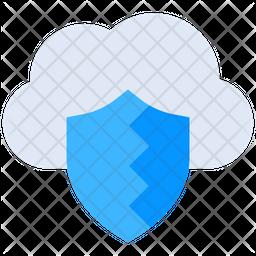Data Breach Icon
