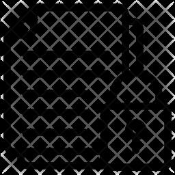 Data Encryption Line Icon