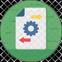Data Execute Icon