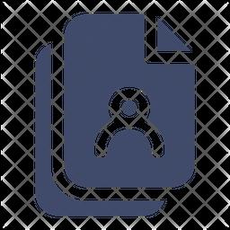 Data File Icon