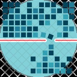 Data Leak Icon