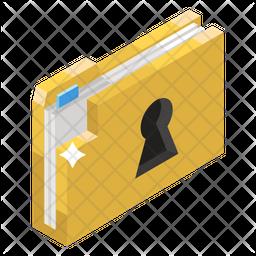 Data Lock Icon