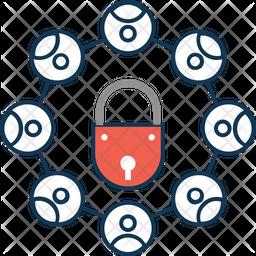 Data Locked Icon