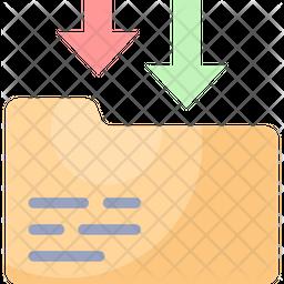 Data Receive Icon