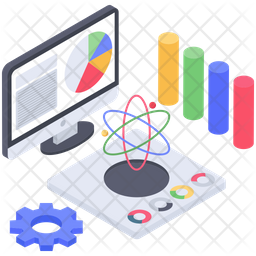 Data Science System Icon