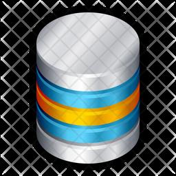 Database custom Icon