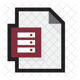 Database file Icon