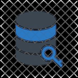 Database Key Icon