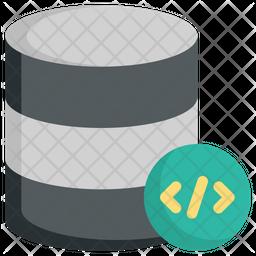 Database programming Icon