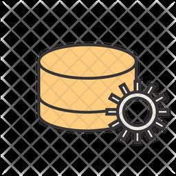 Database Setting Icon