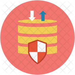 Database shield Icon