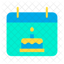 Date Of Birth Icon