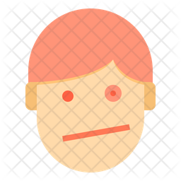 Dazed Emoji Icon
