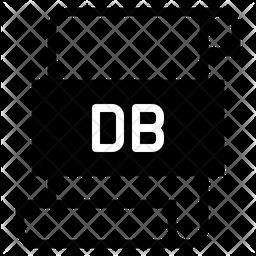 Db file Icon