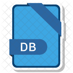 Db File Icon Of Flat Style Available In Svg Png Eps Ai Icon Fonts