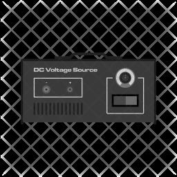Dc voltage Icon