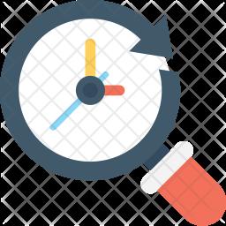 Deadline Flat Icon