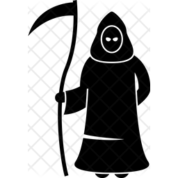 Death Glyph Icon