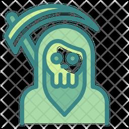 Death Scythe Dualtone Icon
