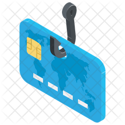 Debit Card Hack Icon