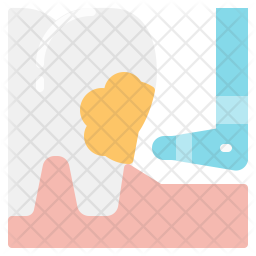 Decay filling Icon