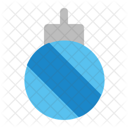 Decoration Bulb Icon