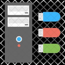 Dedicated Servers Icon