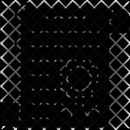 Degree Glyph Icon
