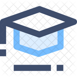 Degree Hat Line Icon