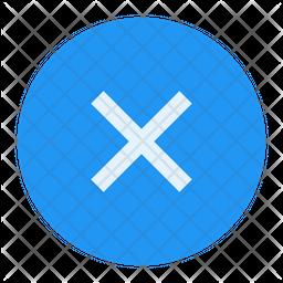 Delete Playlist Icon